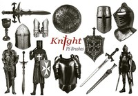 20 Knight PS Brushes abr.vol.4