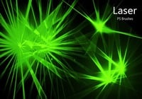 20 Laser PS Brushes abr. vol.7