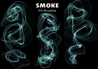 20 Smoke PS Brushes abr. Vol.13