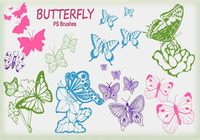 20 Butterfly PS borstar abr.Vol.6