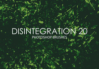 Free Disintegration Photoshop Borstar 20