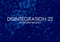 Gratis Disintegration Photoshop Borstar 22