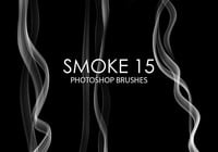 Gratis Smoke Photoshop Borstar 15