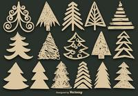 Hand-drawn-christmas-tree-brush-set-photoshop-brushes