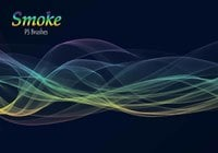 20 Smoke PS Brushes abr. Vol.14