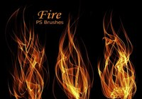20 Fire PS Brushes abr.Vol.9