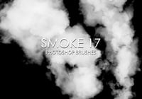 Brosses gratuites Photoshop Smoke 17