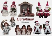 20 Brosses PS de Noël abr. Vol.6