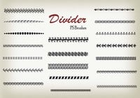 20 Divider Ps Borstels abr. vol.8