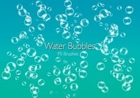 20 Water Bubbles PS Brushes abr.Vol.2