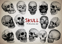20_skull_ps_brushes_abr_vol.9_preview