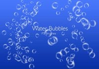 20 Water Bubbles PS Brushes abr.Vol.3