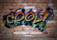 20 Graffiti PS Bürsten abr. Vol. 1