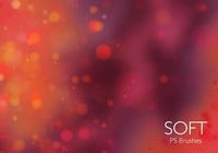 20 Soft PS Brushes abr. Vol.4