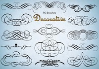 20 Brosses décoratives PS abr. Vol.3