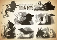 20 Hand PS Brushes abr.Vol.5