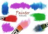 20 Painter PS Brushes abr.Vol.6