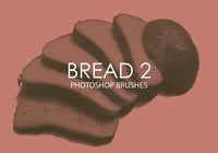 Free Bread Photoshop Brushes 2