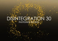 Free Disintegration Photoshop Borstar 30
