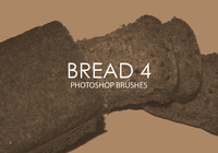 Free Bread Photoshop Brushes 4