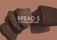 Free Bread Photoshop Brushes 5