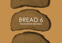 Free Bread Photoshop Brushes 6