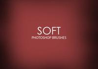 Free Soft Frame Photoshop Brushes
