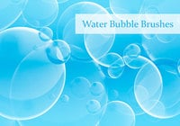 Water Bubble Brushes