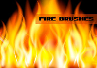 Fire/Flame Brushes
