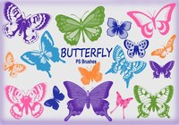 20 Butterfly PS Penslar abr.Vol.8