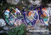 20 Graffiti PS Brushes abr. Vol.5