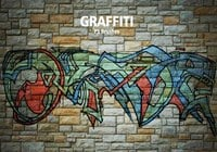 20 Graffiti PS Pinceles abr. Vol.6