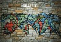 20 Graffiti PS Brushes abr. Vol.6