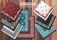 20 bandana ps brushes.abr vol.3