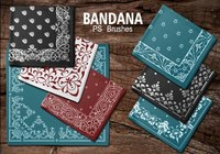 20 Bandana PS Brushes.abr vol.4