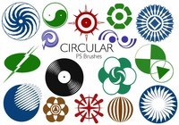 20 Circular PS Brushes abr. Vol.5