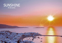 20 Sunshine PS Brushes abr Vol.4