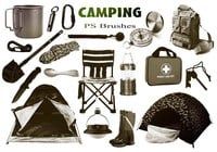 20 Camping PS Brushes abr. Vol.5