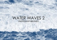 Gratis Water Golven Photoshop Borstels 2