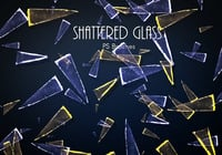 20 Shattered Glass PS Brushes abr.vol.7