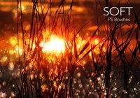 20 Soft PS Brushes abr. Vol.10
