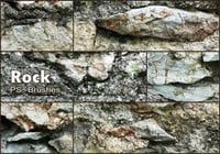 20 Rock Texture PS Borstels abr vol.20