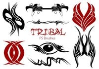 20 tribal PS Brushes vol.20