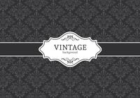 Decorative Vintage PSD Background