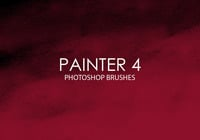 Gratis Painter Photoshop Borstar 4