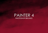 Gratis Painter Photoshop Borstels 4