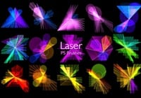 20 Laser PS Brushes abr. vol.10