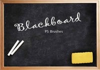 20 Blackboard Ps Brushes abr. vol.4