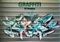 20 Graffiti PS Bürsten abr. Vol. 11
