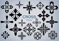 20 Cross Penseelborstels ab. Vol.9